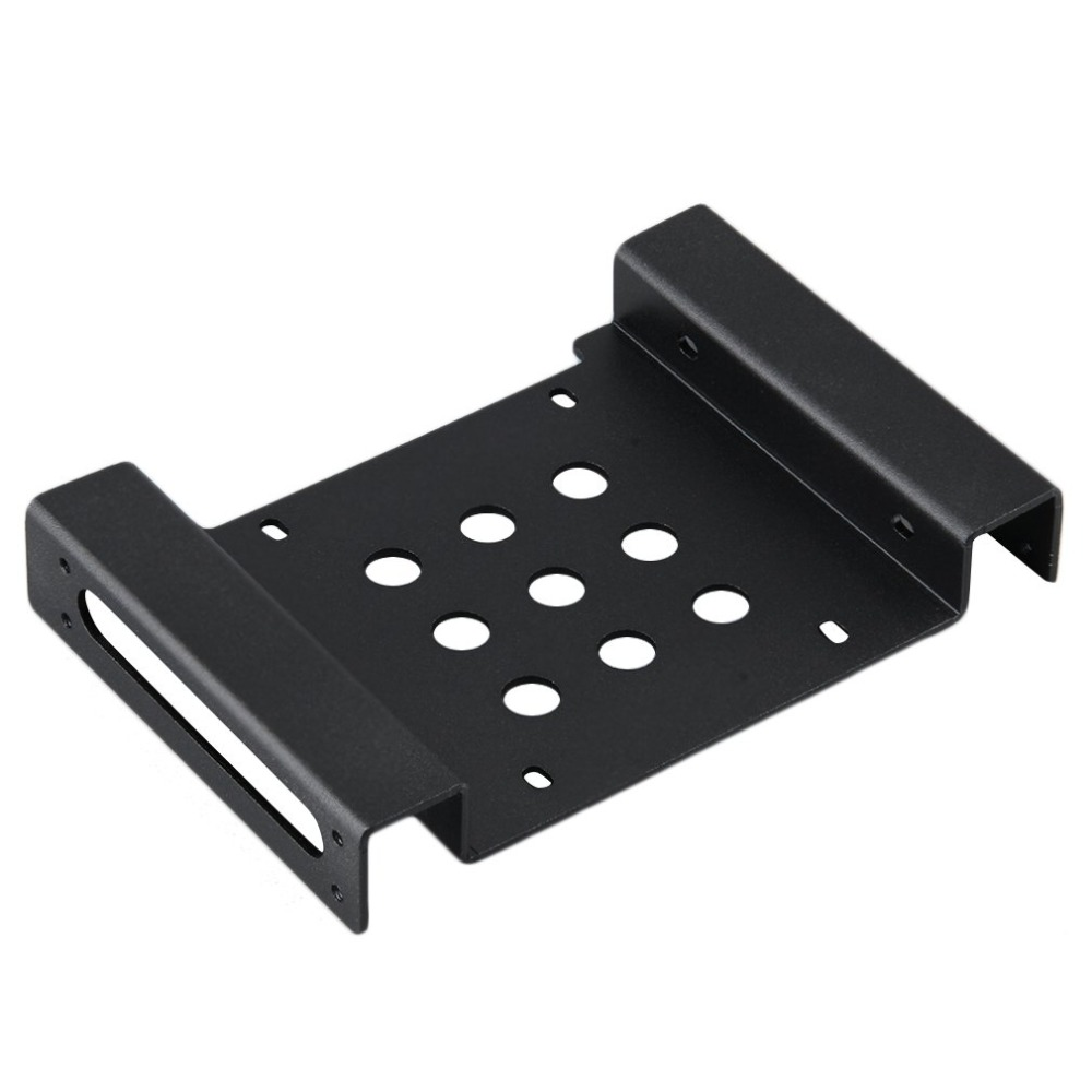 High Quality Aluminum Mobile Hard Drive Mounting Bracket Rack Tray Portable Multi-Function Caddy HDD Protective Tool
