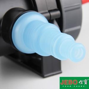 Image 4 - УФ лампа JEBO для стерилизации воды в аквариуме