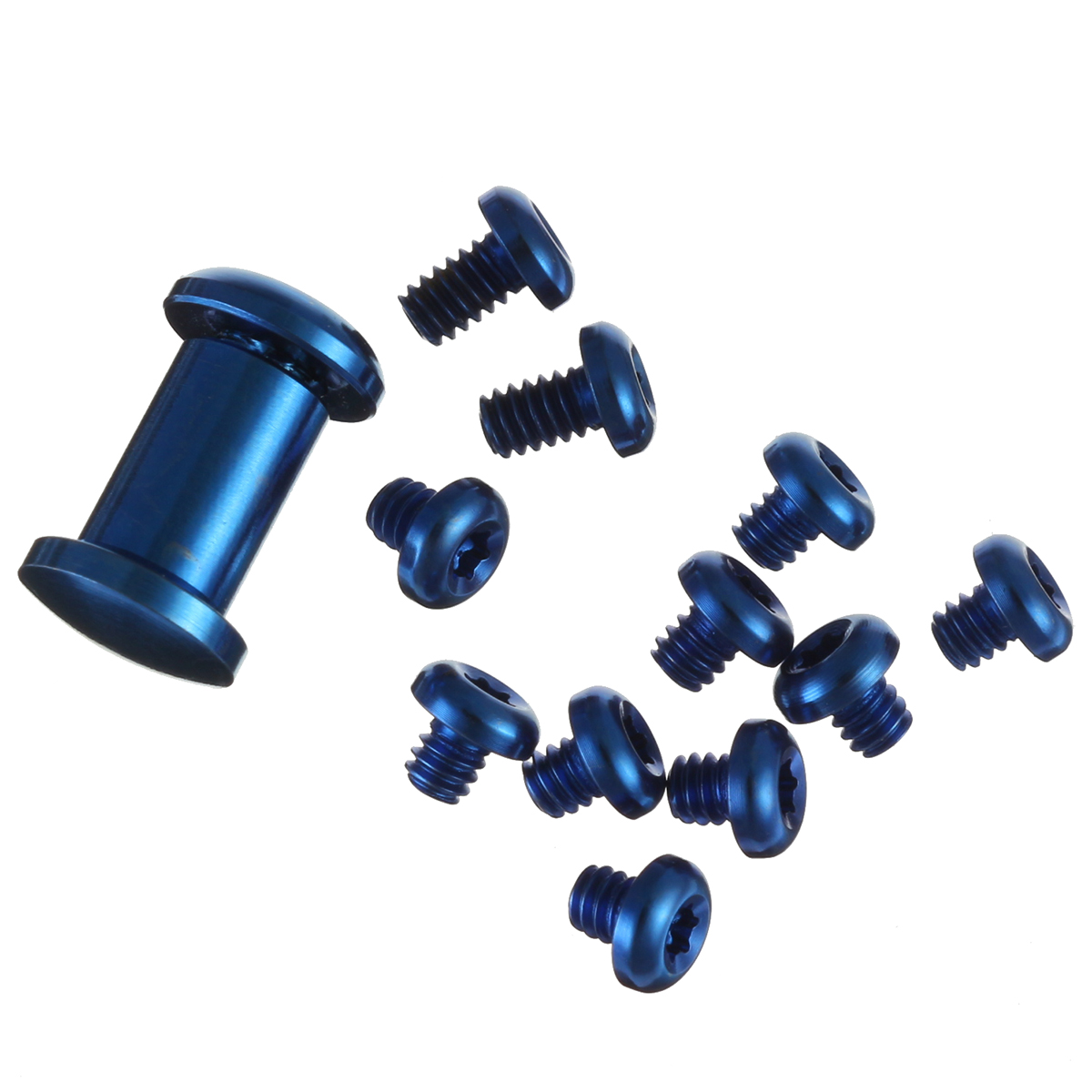 Knife Handle Material DIY Replacement Titanium Screws Alloy Set Mount Screws For Bugout 535