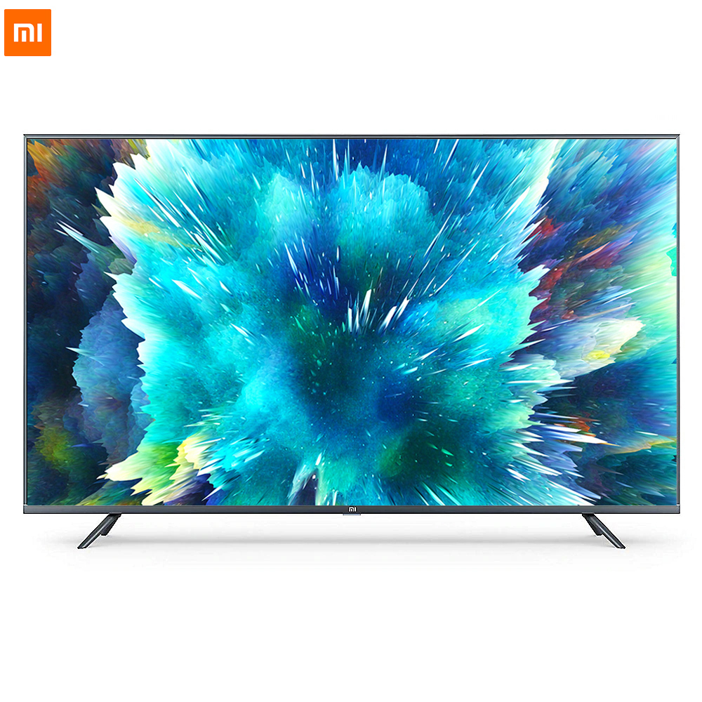 Xiaomi TV 4S 43 inches 4K smart television 2G+8G storage support miracast DVB T2+C/DVB S2 intellgent LED television|Smart TV|   - AliExpress
