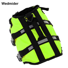 Adjustable Pet Safety Dog Life Vest Reflective Jacket Clothes Dogs Swimwear Pets Swimming Suit