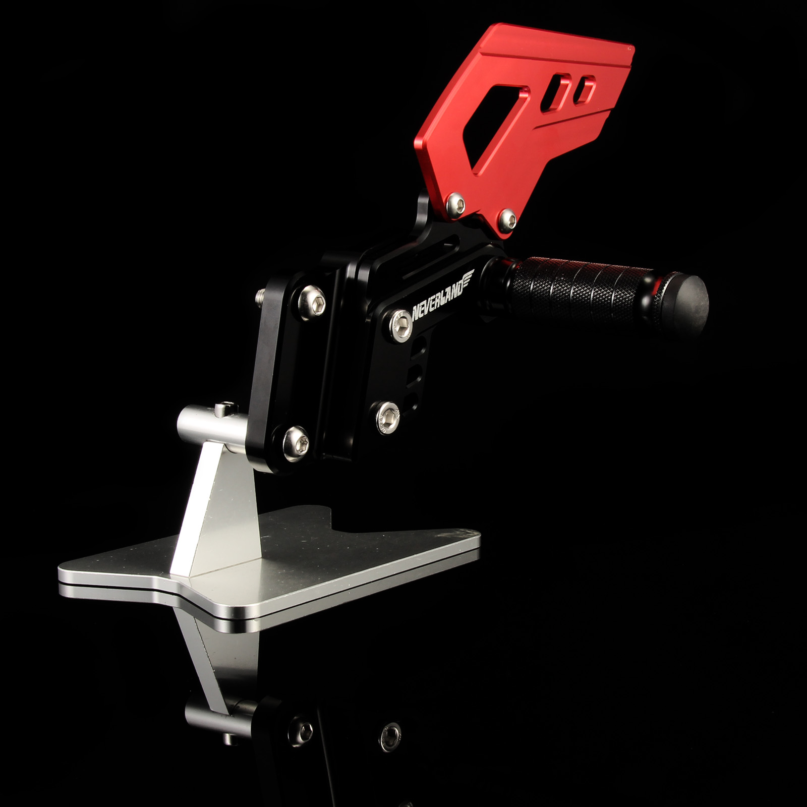 Rearsets Rear Set Foot Pegs Pedal for Motocycle Adjustable Moto Pedal Footrest Footpegs Fashion Pegs GSXR 600 GSXR 750 2006 2010 in Foot Rests from Automobiles Motorcycles