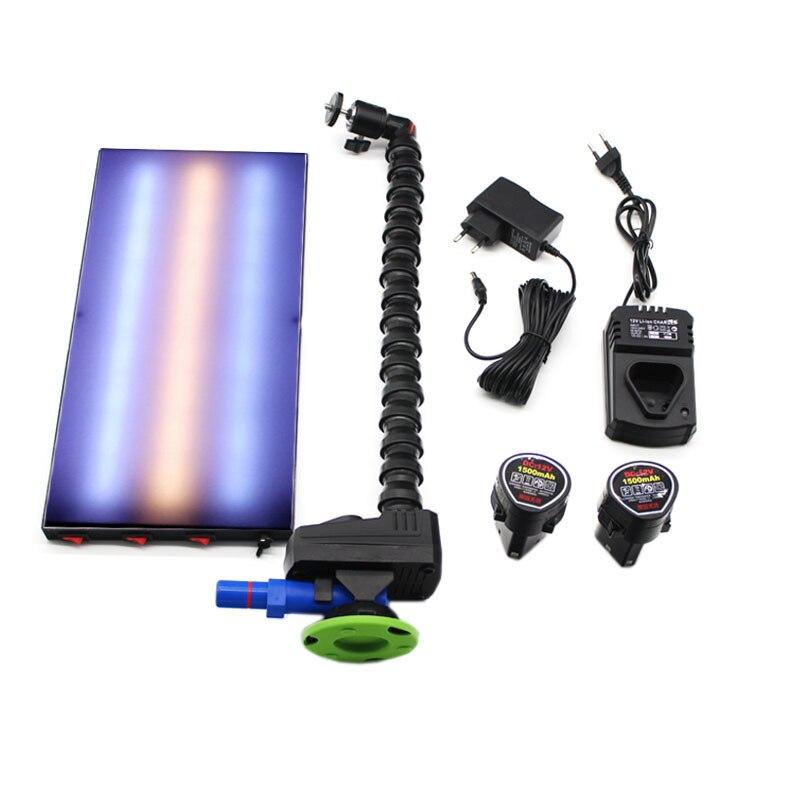 Портативный беспроводной светильник pdr 12 В с зарядным устройством, беспроводной светильник pdr с зарядным устройством и блоком питания