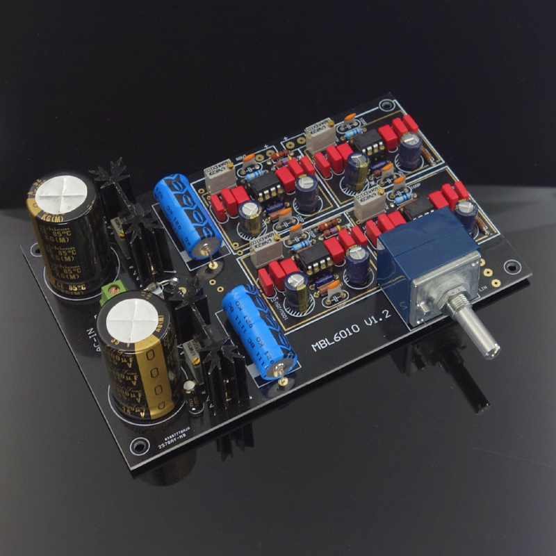 WEILIANG AUDIO MBL6010D Preamplifier Board