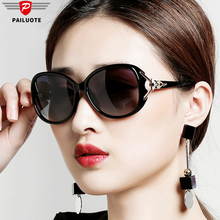 Polarized Sunglasses Women Fashion Elegant Decoration Lunette De Soleil Femme Brand Designer Vintage Sunglasses Summer Driving