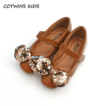 kids shoes 2020 new spring girls fashion genuine leather shoes princess party flats children black mary jane footwear flower CCTWINS Kids Shoes 2021 Spring Fashion Butterfly Shoes Baby Flats Girls Brand Mary Jane Glitter Black Flats Toddlers GM2749