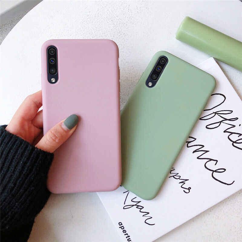 YISHANGOU матовый Силиконовый чехол для телефона huawei P30 P20 Mate20 Pro P Smart Plus NOVA 5i яркий цвет мягкий ТПУ задняя крышка funda