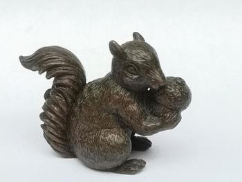 Miniatura de ardilla