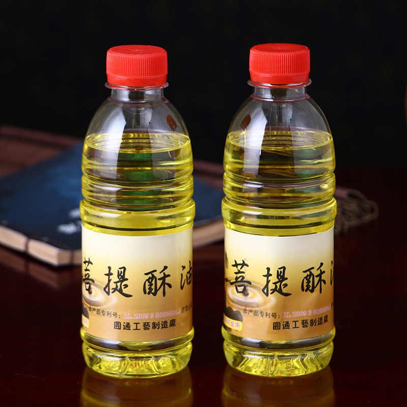 Boeddha Boeddhistische Aanbieden Olie Lamp Alleen Vloeibare Olie Taiwan Bodhi Boter Lamp Olie Groothandel Yuantong Boeddha Gebruiksvoorwerpen