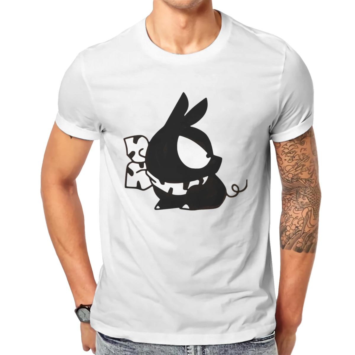 חולצה לגברים P-צ 'אן חזיר קאנג' י רנמה 1 2 100% כותנה רנמה T חולצה 6XL מצחיק בתוספת גודל בגדים
