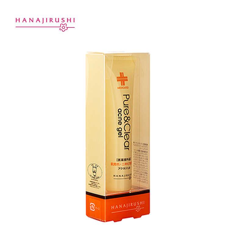 HANAJIRUSHI にきび治療にきびにきびゲル Medicate 純粋なとクリアにきびゲル深いオイルコントロール抗にきび水分スキン 25 グラム