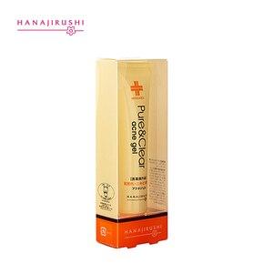 Image 5 - HANAJIRUSHI leczenie trądziku usuń trądzik pryszcz żel Medicate czysty i jasny trądzik żel głębokie kontrola oleju Anti Acne wilgoci skóry 25g