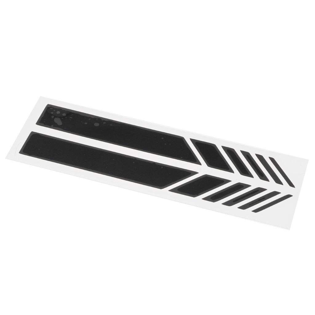 Reflective Sticker for Car Line Decal Rearview Mirror Stickers(1pack/2pcs), Waterproof &Removable