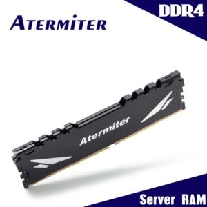 Image 1 - Atermiter DDR4 PC4 8GB 16GB 4GB 32GB REG ECC שרת זיכרון 2600Mhz 2400 2133MHz PC4 2133P 2400T ram 3200 שרת X99 HUANANZHI