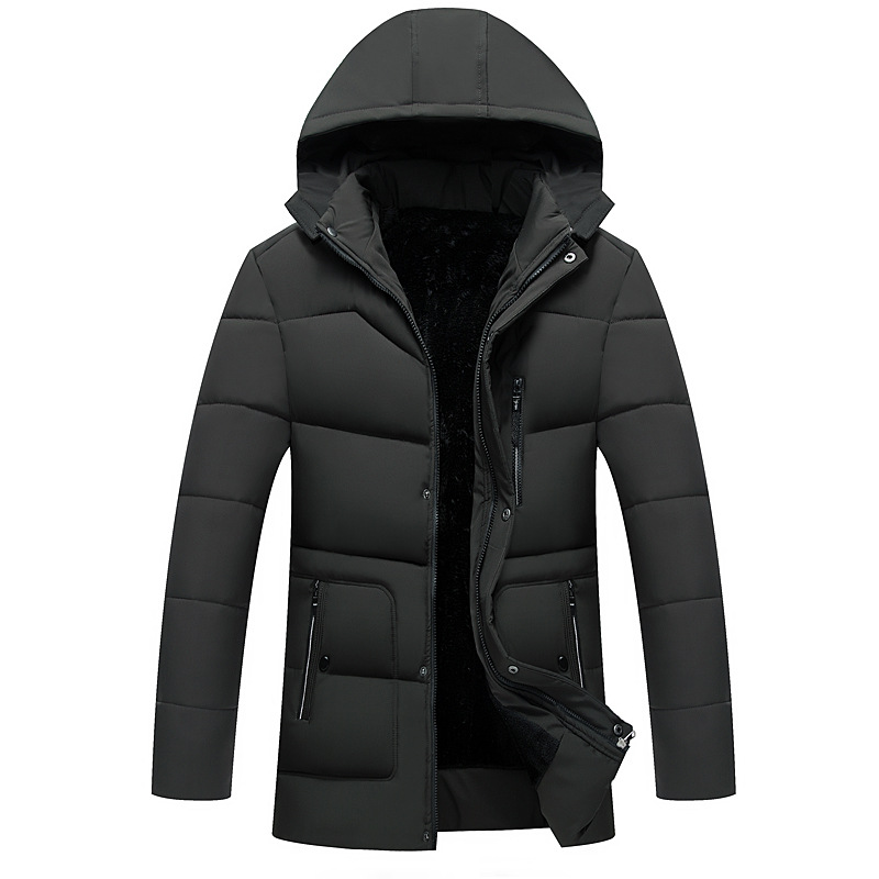 Image 3 - FAVOCENT Good Quality Men Jacket Super Warm Thick Mens Winter 