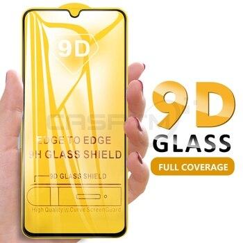 Перейти на Алиэкспресс и купить 9D полное покрытие экрана протектор для Samsung Galaxy A10 A20S A30 A50 A51 A40 A60 A70 A71 A80 A90 5G M30S закаленное стекло на A51 A71