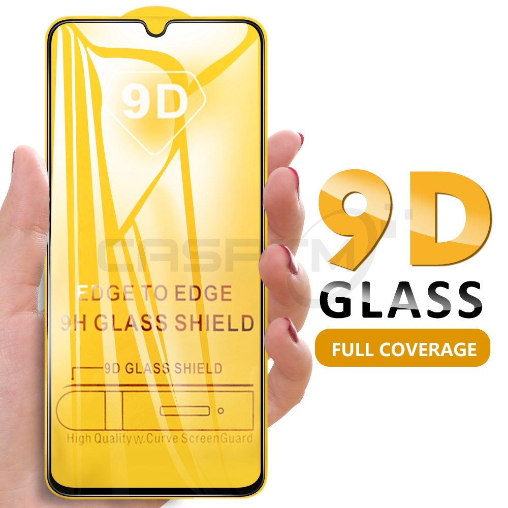 9D Full Cover Screen Protector For <font><b>Samsung</b></font> <font><b>Galaxy</b></font> A10 A20S A30 A50 A51 A40 <font><b>A60</b></font> A70 A71 A80 A90 5G M30S Tempered <font><b>Glass</b></font> On A51 A71 image