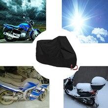 Мотоциклетные велосипедные Чехлы универсальные уличные УФ-защитные велосипедные пылезащитные мотоциклетные дождевики для водонепроницаемого Chubasquero Moto# C