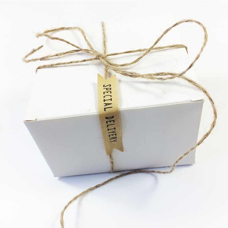 60 ชิ้น/แพ็คยาว WAVE Point BLANK Arrow สติกเกอร์สำหรับของขวัญเค้กเบเกอรี่สติกเกอร์ปิดผนึก
