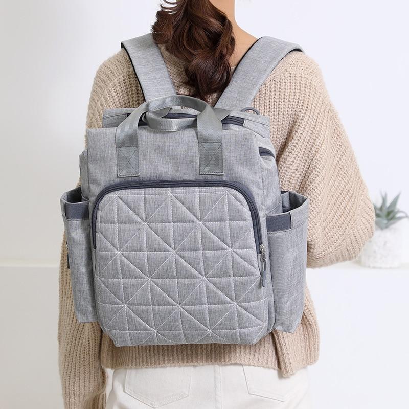 Diaper Bag Mom Travel Backpack Printed Nursing Maternity Bags for Baby Organizer Stroller Waterproof  Backpack Mummy Nappy Bag