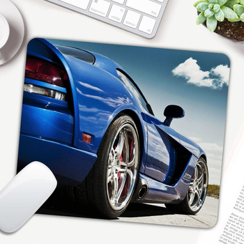 Car Grain Rubber Gamer Mousepad Game Computer Mouse Pad Keyboard Mice Mat image