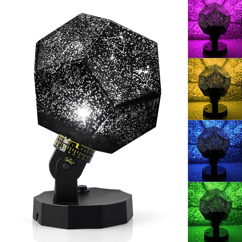 Celestial Star Astro Sky Cosmos Novetly Light Starry For Children Adults Bedroom Romantic Home Phantom Star Projector Night Lamp