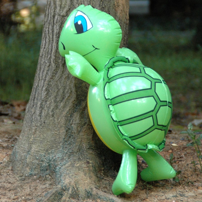 Animal Inflatable Model Large Inflatable Toys The Tortoise Shape Toy Performance Game Prop Stand Children's Birthday Party Gifts