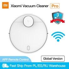 Xiaomi Mi רובוט שואב אבק פרו עבור בית MIJIA אבק לעקר אוטומטי גורף תשלום חכם מתוכנן WIFI APP שלט