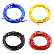 5M Silicone Vacuum Tube Coolant Hose Silicone Tubing Intercooler Pipe ID 3mm 4mm 5mm 6mm 8mm