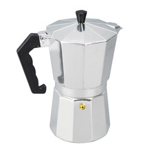 Stove-top Moka Pot Aluminium Italian Coffee Brewing Tools Expresso Mocaccino Maker 1-12cup Drinkwares(China)