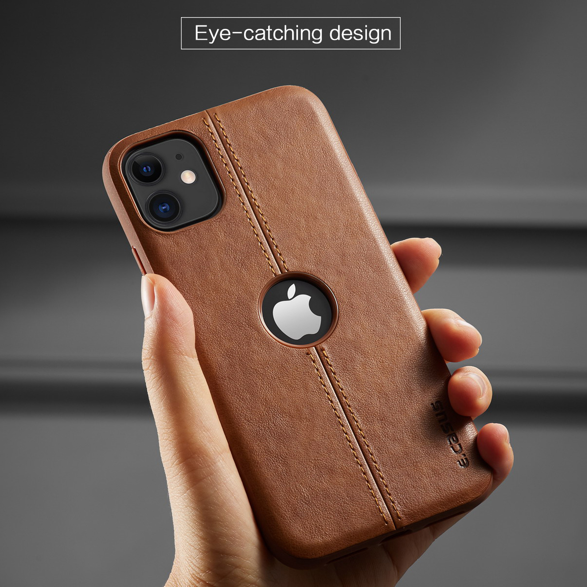 H538dfc05f1c047c8a04a5f7e2a55e13bN For iPhone 11 11 Pro 11 Pro Max Case New SLIM Luxury Leather Back Case Cover For iPhone 11 XR XS MAX 8 7 6 Plus Shockproof Case
