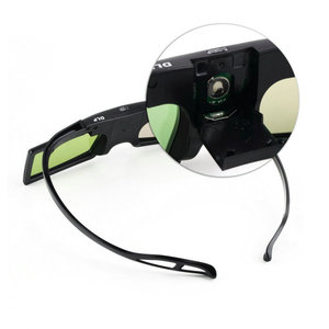 Image 5 - Universal DLP Active Shutter 3D Glasses 96 144Hz For XGIMI Optoma Acer Benq Viewsonic Vivicine Home Theater Projector 3D TV