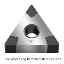 CBN insert TNMG TNGA160404 Tnmg 160408 Cnmg120404 metal torna araçları torna kesici işleme sertleştirilmiş çelik dökme demir