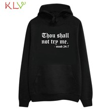 Women Sweatshirt New Fashion Long sleeves Letter Harajuku Print Light pink Pullovers Tops O-neck Women's Hooded sweatshirt 19Ag(China)