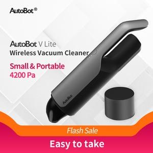 AutoBot Vlite Car Vacuum Clean