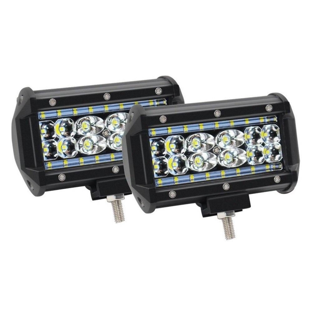 5Inch 84/168W LED Work Light Strobe Light Bar Flashing Auto Driving Fog Light For Truck SUV ATV 4WD Boat Offroad Led Bar