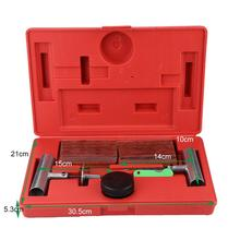 Car-Tire-Repair-Tools-Kit Emergency-Tire Flats Rubber-Strip Tire-Plug Trucks Vacuum-Tire