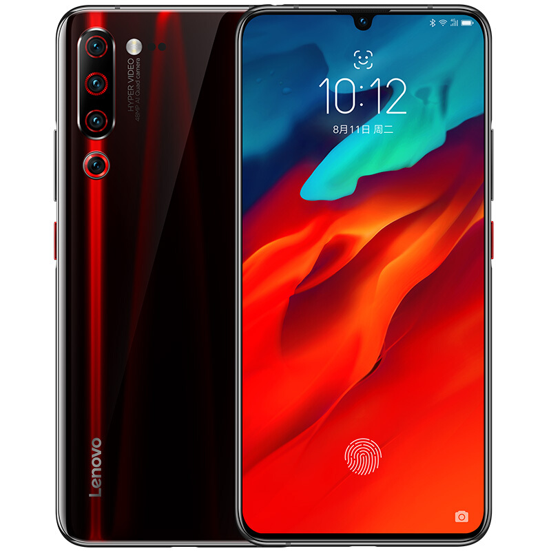 Lenovo Z6 Pro L78051 8GB 128GB Global Rom Snapdragon 855 Octa Core Game Phone 6.39