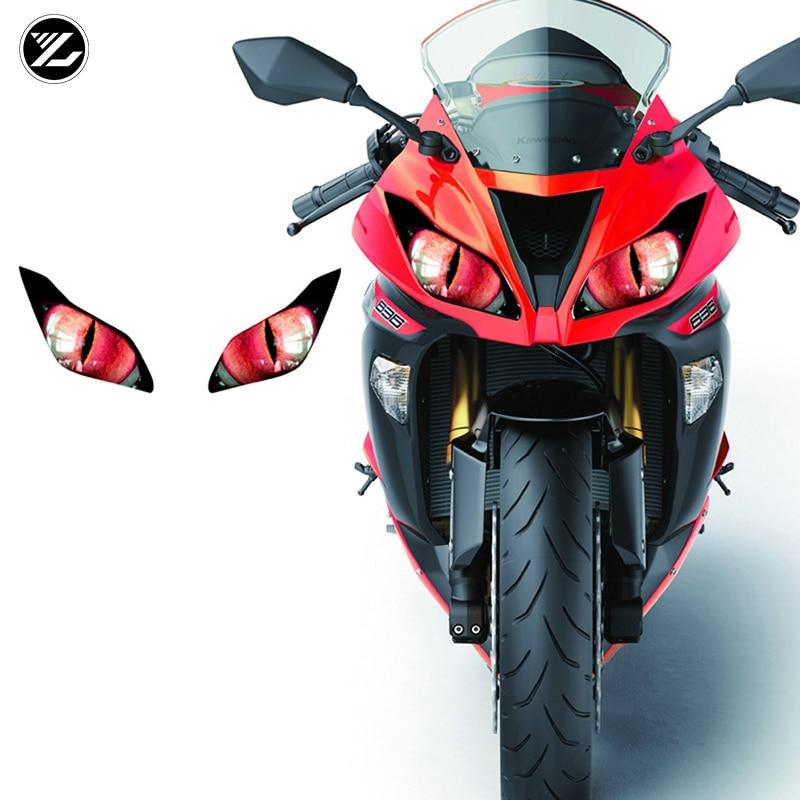 Yamaha Motorrad Aufkleber Styling Sticker Decals Set