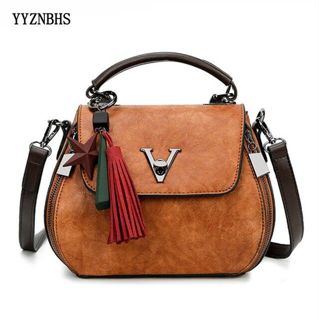 Sacoches en cuir véritable pour femmes, sacoches en V à verrouillage en lettre Design, sacs à bandoulière de luxe, sac à main pour filles