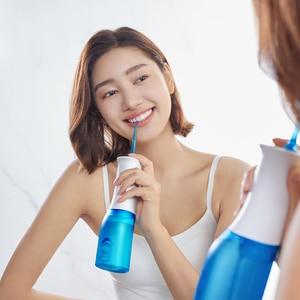 Image 3 - Acqua Flosser Denti 4 Tipo di Ugello Cleaner Orale Irrigatore Tipo c Ricaricabile Cleaner 7 modalità di Serbatoio di Acqua Rimovibile SOOCAS W3 Pro