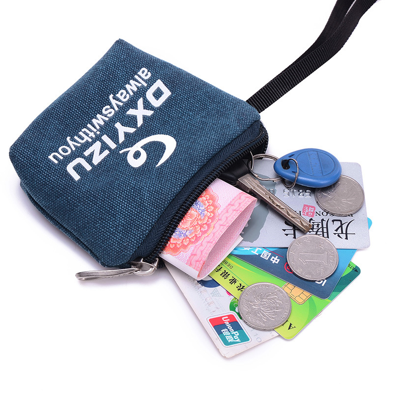 Women's Wallet Women's Long Japanese And Korean Style Hipster Zipper Students Coin Pocket Multi-functional Buckle Leather Wallet