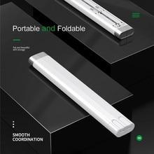 Подставка для ноутбука, регулируемая база, складной держатель для ноутбука Macbook Pro, iPad, Портативная подставка для ноутбука, охлаждающая подс...