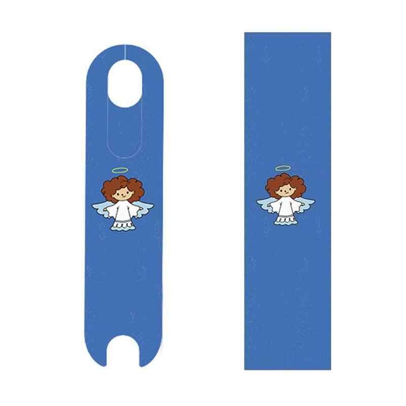 Zweite Generation Pro Roller Fuß Pad Aufkleber Wasserdicht Kreative Dekorative Film Persönlichkeit Flut Für Xiaomi Mijia M365