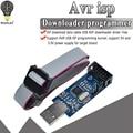 Программатор WAVGAT USBASP USBISP AVR USB ISP USB ASP ATMEGA8 ATMEGA128 Поддержка Win7 64