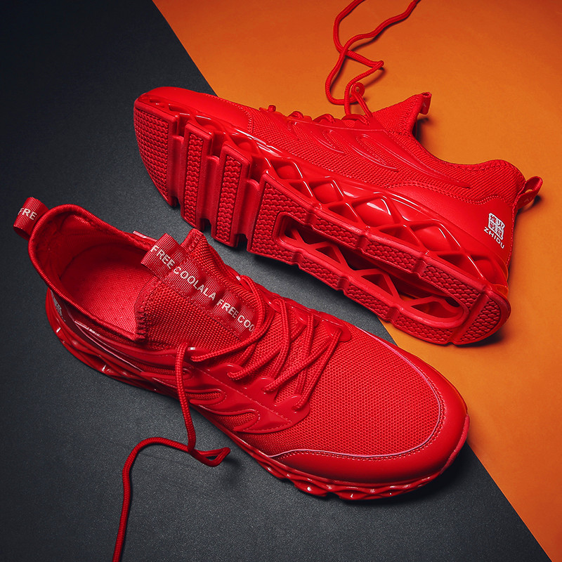 Hot Sale New Fashion Outdoor Men Casual Shoes Adult Comfortable Mens Sneakers 2019 Breathable Lightweight Man Walking Trainers