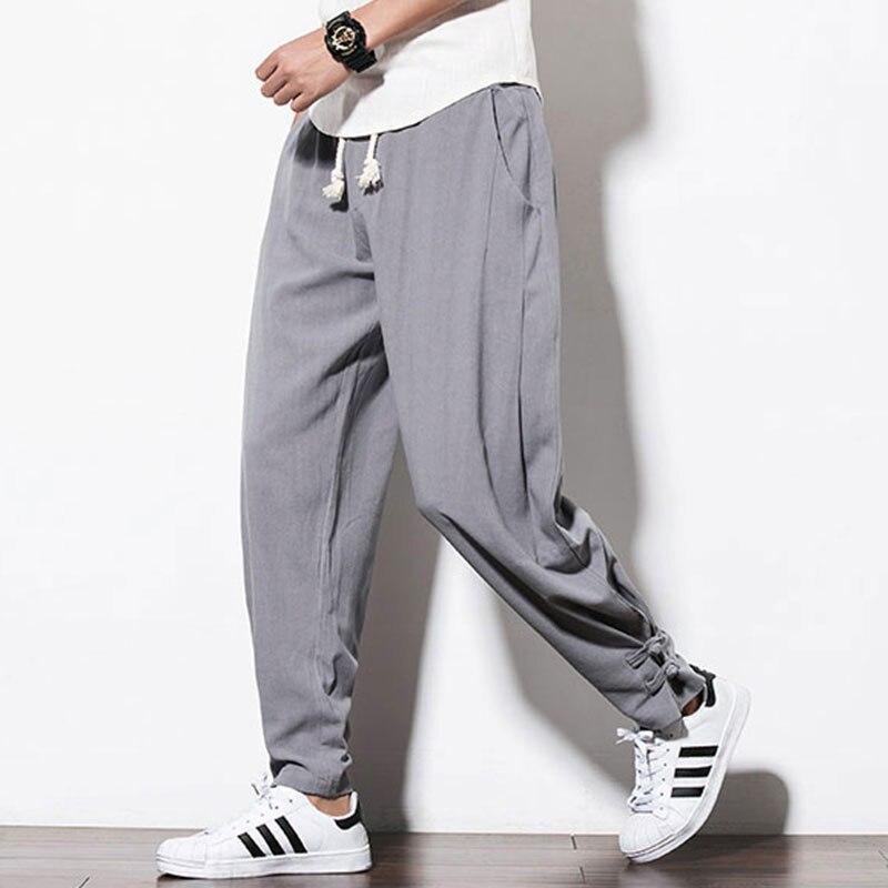 2019 High Waist Women Comfy Harem Modal Dancing Loose Overall Pants Leg Taichi Hippie Warmer Belly Dance Jumpsuit Boho Trousers