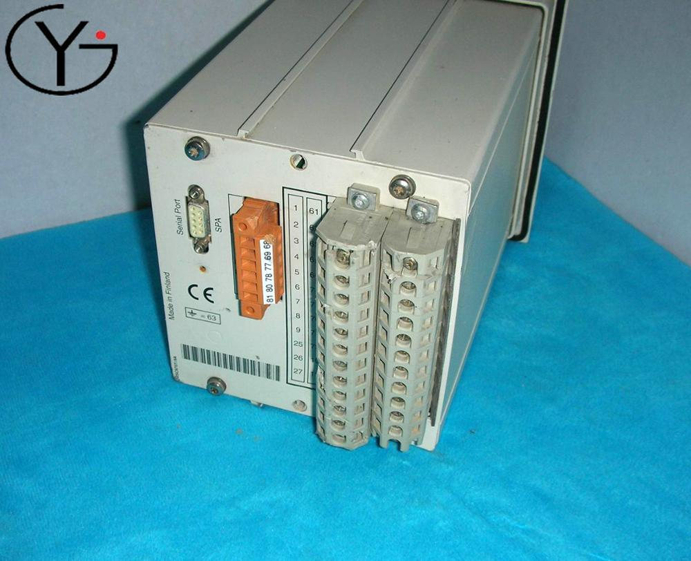 Relay SPAJ140C-AA Over Current And Earth-Fault Relay
