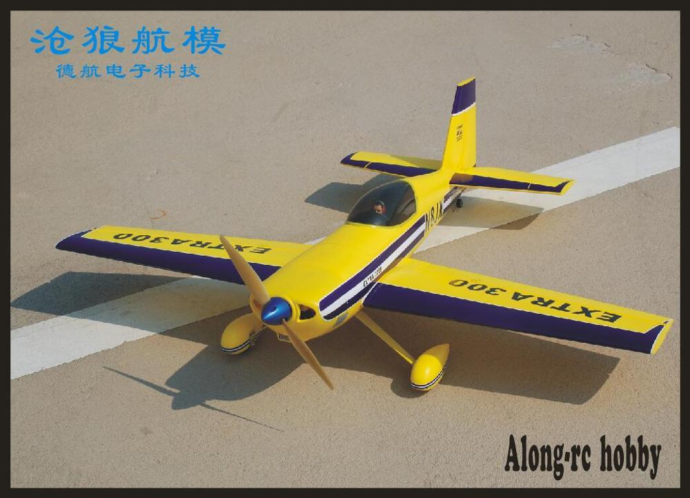 EPO plane RC airplane RC MODEL HOBBY 4 channel 3D plane WINGSPAN 1200MM 30E EXTRA300 PLANE (KIT SET OR PNP set)