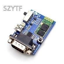 Diymore rs232 módulo mestre-escravo de comunicação adaptador de série bluetooth